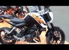 KTM 200 Duke 2015 Colombia