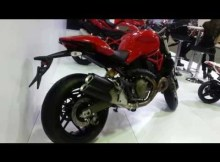 Ducati Monster 821 2015 Colombia