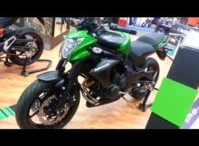 Kawasaki Er6n 2015 Colombia