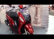 Yamaha Fino 113 2015 Colombia