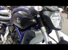Yamaha MT-07 2015 Colombia