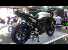 Yamaha MT-09 Tracer 2015 Colombia