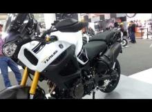 Yamaha Super Tenere 2015 Colombia