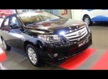 BYD New F3 2015 Video Exterior Colombia