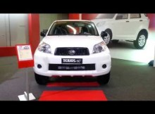 Daihatsu Terios Okii 2015 Video Exterior Colombia