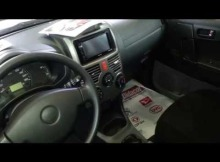 Daihatsu Terios Okii 2015 Video Interior Colombia