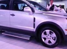 Chevrolet Captiva Sport 2015 Video Exterior Colombia