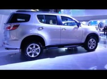 Chevrolet TrailBlazer LTZ 2015 Video Exterior Colombia
