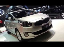 Kia Carens SUV 2015 Video Exterior Colombia