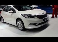 Kia Cerato Pro 2015 Video Exterior Colombia