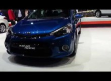 Kia Koup Race 2015 Video Exterior Colombia