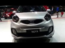 Kia Picanto iON 2015 Video Exterior Colombia