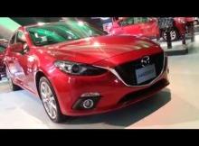 Mazda 3 Sedan 2015 Video Exterior Colombia