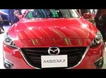 Mazda 3 Sport 2015 Video Exterior Colombia