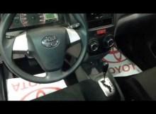 Toyota Avanza 2015 Video Interior Colombia
