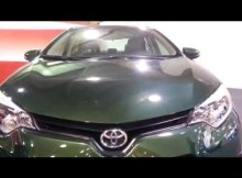 Toyota Corolla LE 2015 Video Exterior Colombia