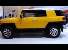 Toyota FJ Cruiser 2015 Video Exterior Colombia