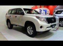 Toyota Prado Tx 2015 Video Exterior Colombia