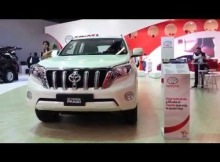 Toyota Prado VX 2015 Video Exterior Colombia