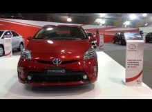 Toyota Prius 2015 Video Exterior Colombia