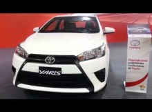Toyota Yaris 2015 Video Exterior Colombia