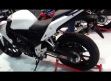 Honda CB 500F 2015 ficha tecnica Colombia